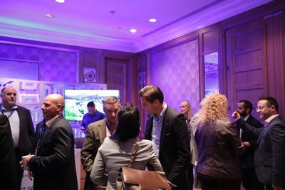 Networking at INSPIRE