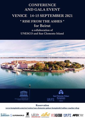 Rise From The Ashes Event Flyer