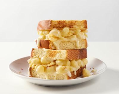 Panera Mac & Cheese Sandwich