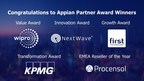 Appian Congratulates 2021 International Partner Award Winners...
