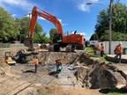 Plus de 12M $ de contrats attribués au Groupe ALI Excavation pour la rénovation du boulevard St-Francis et pour la mise en place du site de la nouvelle Maison des aîné(e)s de Châteauguay