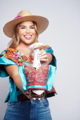 Fernanda Flores for Korbel