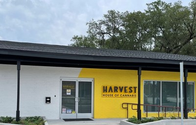 Harvest Opens Twelfth Florida Dispensary in Jacksonville