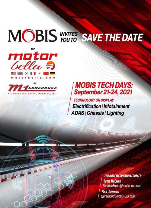 Hyundai Mobis to participate in Motor Bella