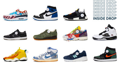 """eBay's """"Inside Drop"""" features hard-to-find """"Friends & Family"""" sneakers, including the Air Jordan 1 Fragment High 'Friends & Family' and the Adidas x Pharrell NMD Human Race Trail 'Friends & Family."""" eBay is the original marketplace that puts both its buyers and sellers first. With its breadth and depth of new, deadstock and rare sneakers, coupled with Authenticity Guarantee, as well as no seller fees for sneakers over $100, the marketplace continues to make collecting easier and better than ever"""