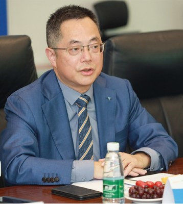 Fang Weimin, Vice President of TUV Rheinland Greater China Systems