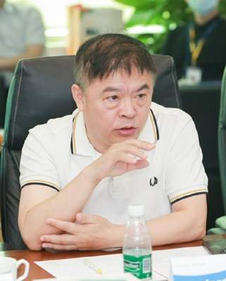 Li Jianjun, Director and Chief Strategy Officer of Kingfa and Director of the Institute of Sustainable Development Technology