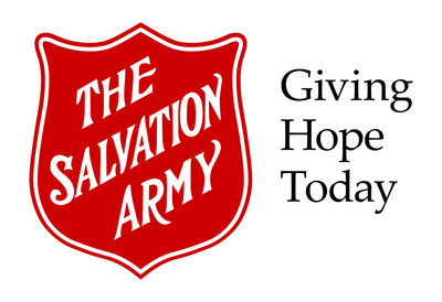 The Salvation Army Logo (CNW Group/The Salvation Army)
