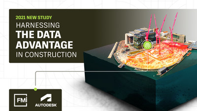 Study from Autodesk and FMI finds better data strategies could save the global construction industry $1.85 trillion