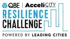 QBE North America and Leading Cities Name AcceliCITY Resilience Challenge Finalists