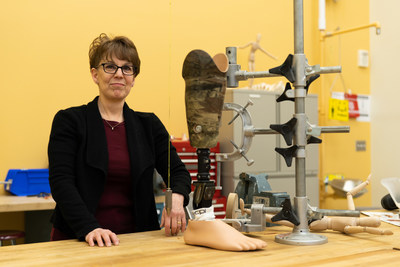 Oakland University is one of the first Orthotist and Prosthetist Assistant programs to be launched in the U.S. through its School of Health Sciences and it expects that this new program will serve as a model for others nationwide.