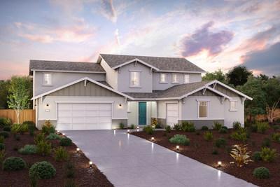 Tamarind floor plan at Meadowood II   New homes in Fresno, CA by Century Communities