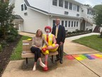 Able Loads Up on Goodwill with Ronald McDonald...