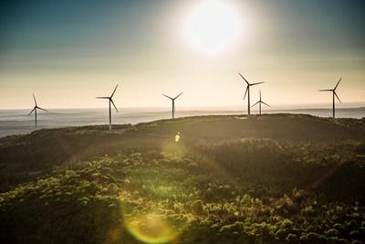Énergie électrique - Projet de parc éolien Apuiat. Photo: Boralex. (Groupe CNW/Bureau d'audiences publiques sur l'environnement)