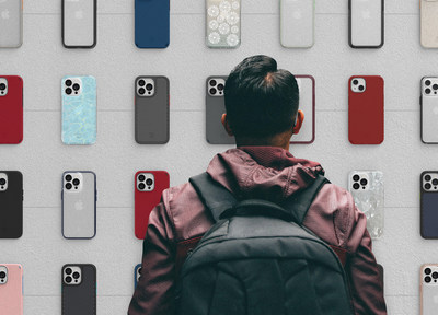 Incipio cases for the iPhone 13 devices provide protection you can feel good about for both your phone and the environment.