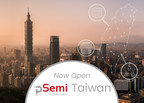 pSemi Expands APAC Footprint with New Taiwan Branch Office