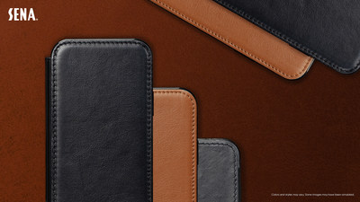 Executive-Level Leather Cases Deliver Exceptional Quality and Functionality While Elevating Consumers' Everyday Style