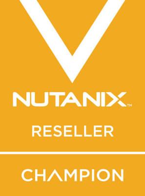 Nutanix Reseller Champion