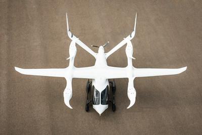 L'aéronef eVTOL ALIA de BETA Technologies - CAE et BETA Technologies annoncent un partenariat stratégique portant sur un programme de formation des pilotes et des techniciens de maintenance (Groupe CNW/CAE INC.)