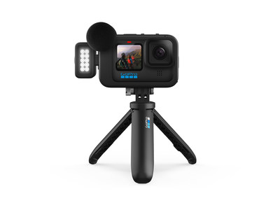 HERO10 Black with the addition of Mods becomes a powerhouse vlogging rig.