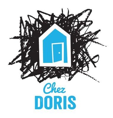 Logo : Chez Doris (Groupe CNW/La Fondation du refuge pour femmes Chez Doris)
