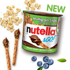 Nutella® Expands Popular Nutella & GO!® Line With New...