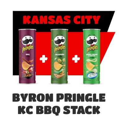 Pringles® Recruits The Most Valuable Pringle – Football Star Byron Pringle – To Debut New Tailgating Stacks This Season