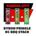 Pringles® Recruits The Most Valuable Pringle - Football Star Byron Pringle - To Debut New Tailgating Stacks This Season