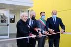 Alfasigma inaugure le nouveau centre de recherche et de développement de Pométie du nom de son fondateur Marino Golinelli