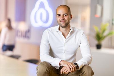 Rob van den Heuvel, Sendcloud CEO