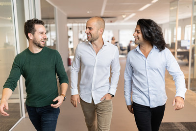Sendcloud Founders