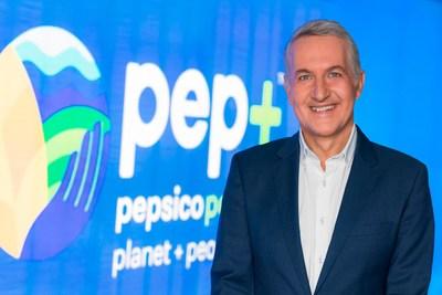 Ramon Laguarta, Chairman & CEO, PepsiCo (PRNewsfoto/PepsiCo, Inc.)