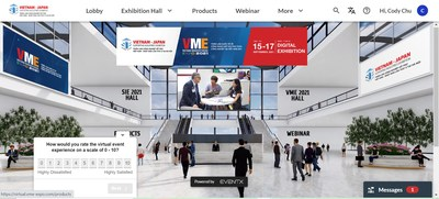 The 9th Vietnam-Japan Supporting Industries (SIE) and Vietnam Manufacturing Expo (VME) 2021