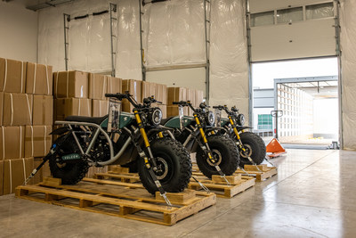 Volcon ePowersports Achieves Major Milestone by Shipping First Grunt Models to Customers.