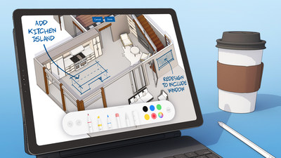 Trimble Announces Beta Launch of SketchUp for iPad