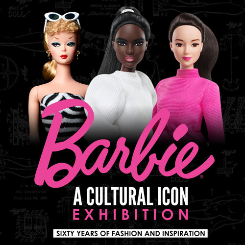 Barbie: A Cultural Icon Exhibition is opening October 2021 in Las Vegas, NV.  The Exhibition will highlight the six-decade evolution and the making of a global icon.