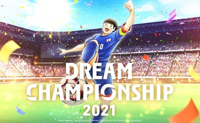 KLab Inc., a leader in online mobile games, announced that the Japanese and global versions of Captain Tsubasa: Dream Team will hold the worldwide Dream Championship 2021 tournament and will kick off its online qualifiers starting today. Additionally, special in-game campaigns will be held to commemorate the start of the Dream Championship 2021 including a login bonus, event missions, and daily scenarios.