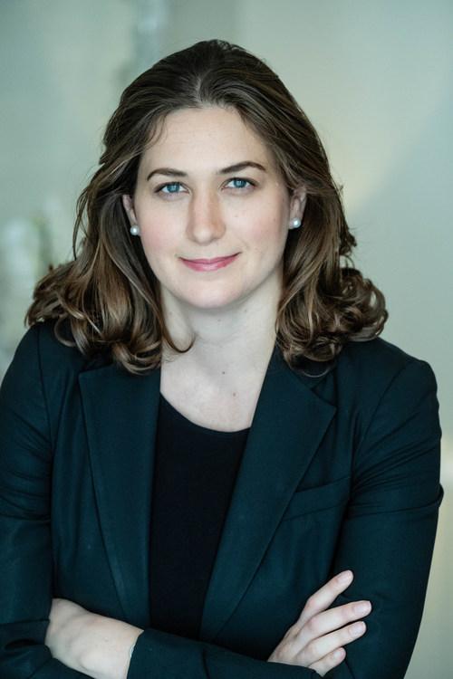Alexandra Schwartz, Partner, Hakluyt (PRNewsfoto/Hakluyt)