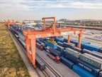China-Europe freight train brings central China's Wuhan and world ...