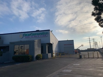 GrowGeneration Announces Opening of The Largest Hydroponic Garden Centers in Los Angeles County (CNW Group/GrowGeneration)