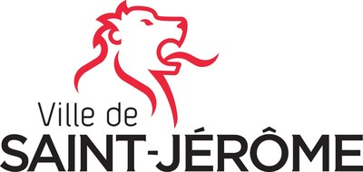 logo de Ville de St-Jérôme (Groupe CNW/Ville de St-Jérôme)
