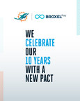 Miami Dolphins and Broxel Announce Multi-Year Agreement