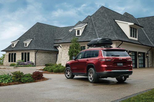 Mopar has announced its new factory-backed, quality-tested accessories for the all-new, three-row 2021 Jeep® Grand Cherokee L. Across the entire Jeep lineup, Mopar offers more than 500 accessories.