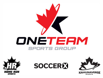 ONETeam Sports Group (Groupe CNW/ONETeam Sports Group)