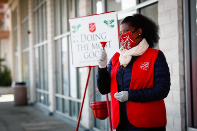 The Salvation Army Starts Giving Season 100 Days Before Christmas