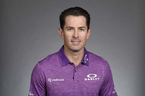 Pro Golfer Dylan Frittelli, wearing the LifeBrand logo, is the rising tech startup company's newest equity stakeholder and brand ambassador.