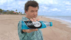 ZenWTR Alkaline Water Makes Waves with Star-Studded Social Media Campaign with Goal of Raising $200,000 for International Coastal Cleanup Day