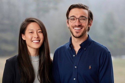 April Koh, CEO, Co-Founder and Dr. Adam Chekroud, President, Co-Founder
