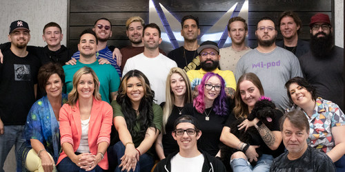 Mi-Pod Team Photo 2021