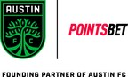 PointsBet Joins Austin FC as Founding Partner, Exclusive to Sports Betting Category